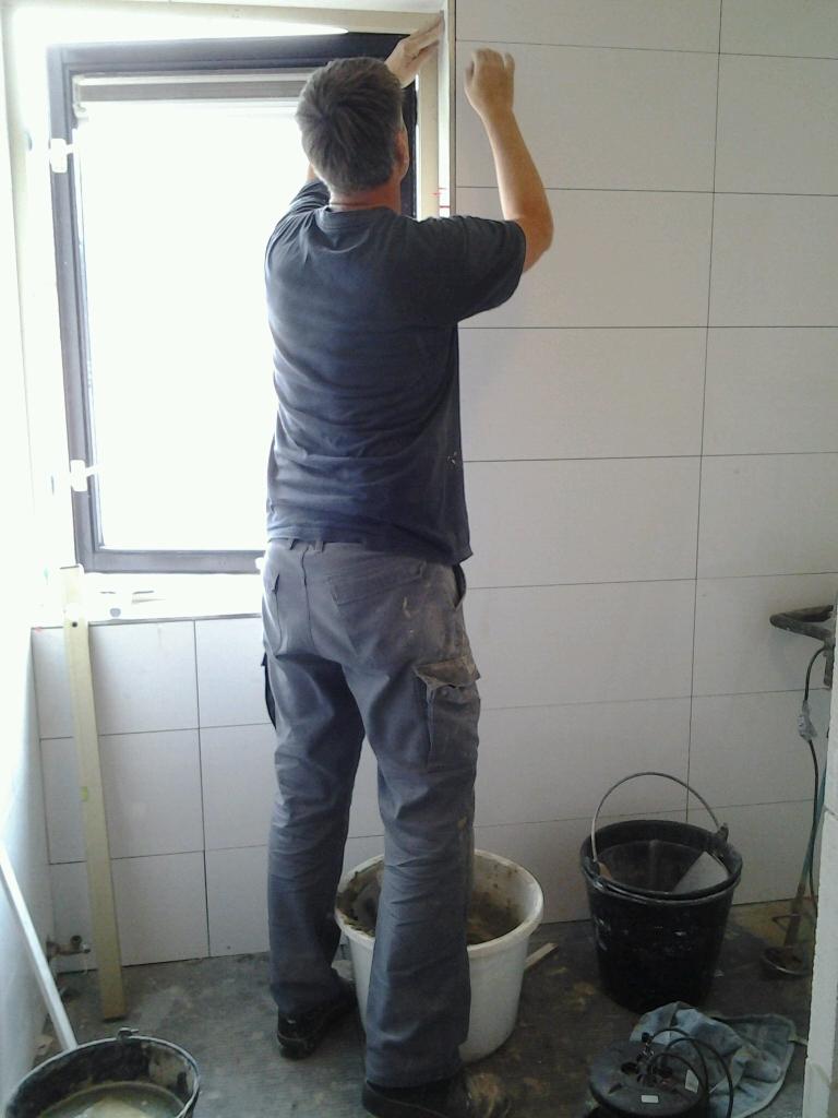 Badkamer etten Bouwbedrijf Tom Jansen