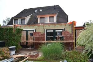 Aanbouw Varsselder bouwbedrijf Tom Jansen